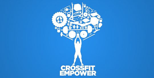 CrossFit Empower Poster