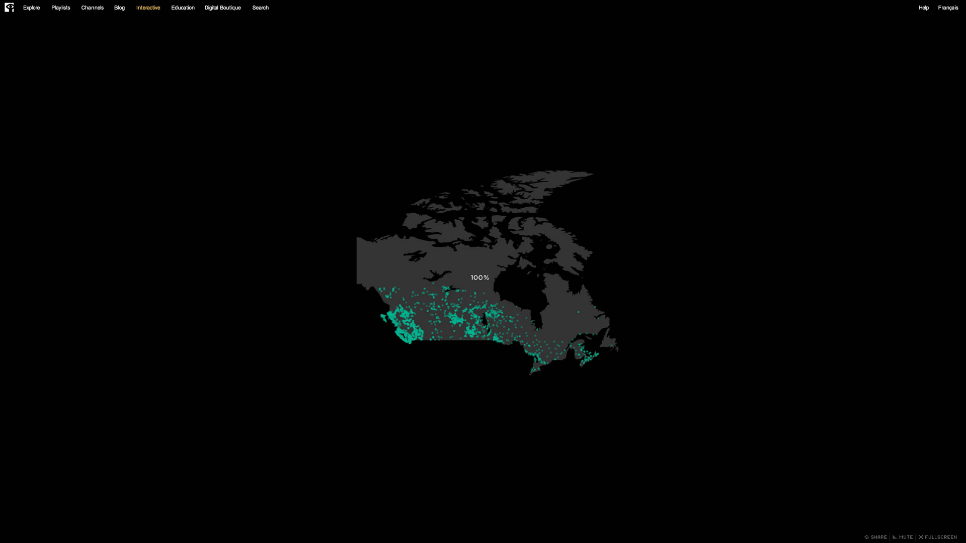 God's Lake Narrows - Preloader Reserve Map